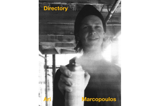 ari marcopoulos directory book