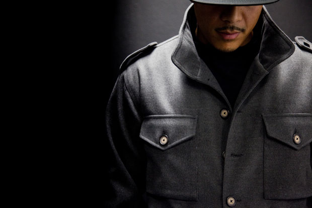 black scale 2010 fallwinter lookbook