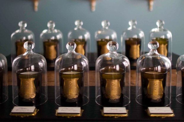 cire trudon new york city grand opening