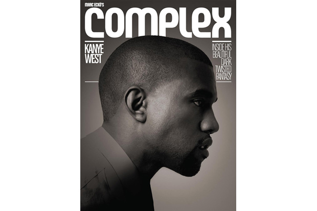 complex kanye west 2011 decemberjanuary issue
