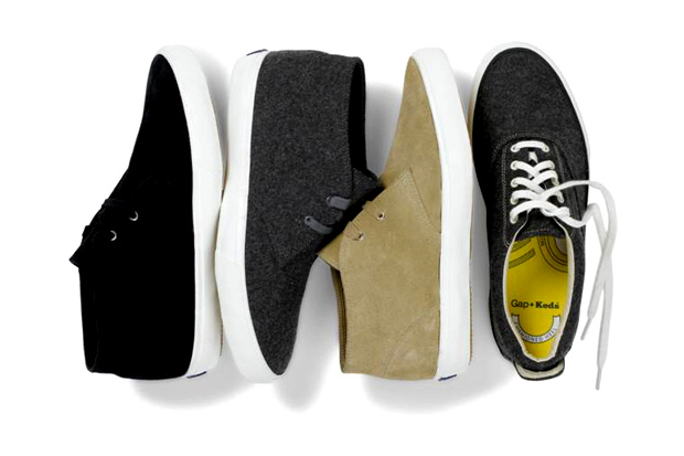 gap x keds 2010 holiday collection