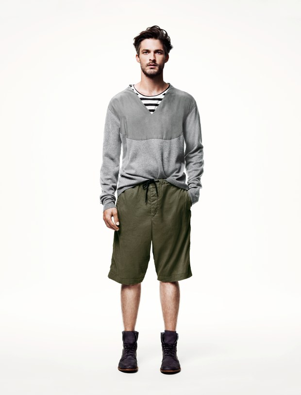 hm 2011 spring lookbook