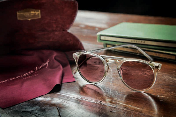 oliver peoples vintage re release collection