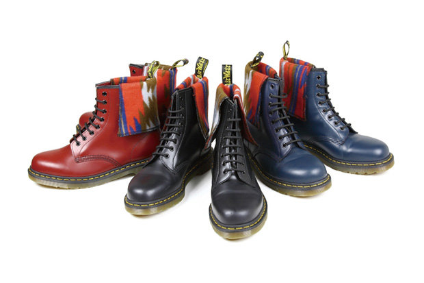 rehacer x dr martens 8 hole boots