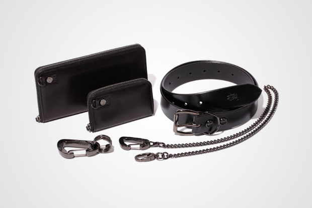stussy x jam home made leather collection