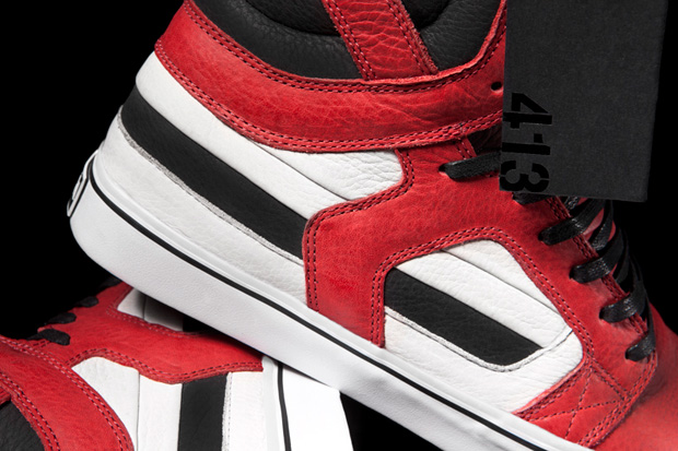 supra skytop ii lil red edition