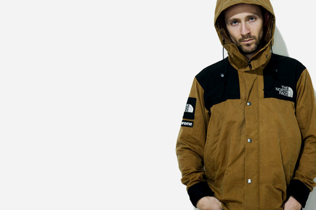 supreme x the north face 2010 fallwinter collection a closer look