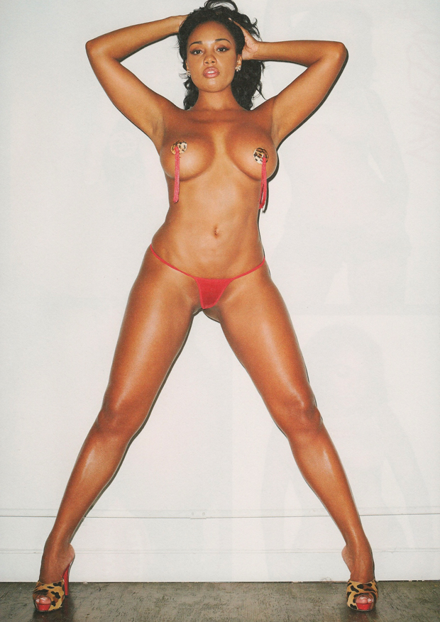 supreme x vanessa veasley by terry richardson