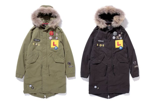 swagger x alpha industries m 51 jacket