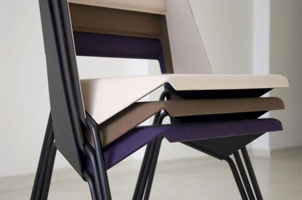 the luc chair by bottcherhenssler