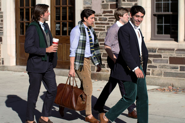 the wandering eye ivy league edition