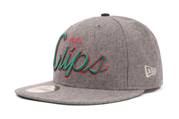 acapulco gold new era 59fifty triple clips fitted cap