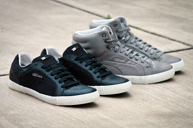 alexander mcqueen for puma 2011 spring preview