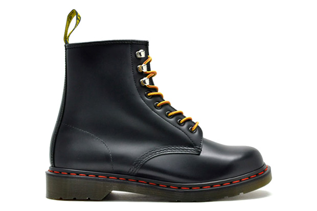 atmos x dr martens 8 eyelet boot 1460