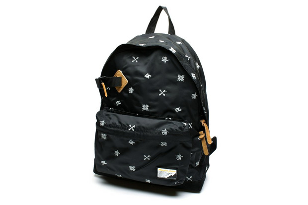 beams x master piece nylon daypack