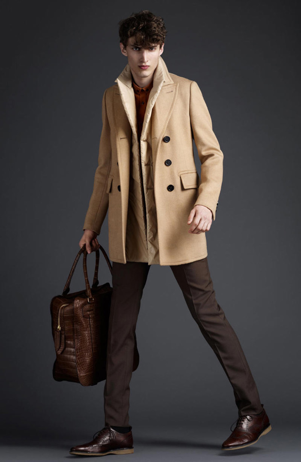 burberry prorsum 2011 pre fall collection