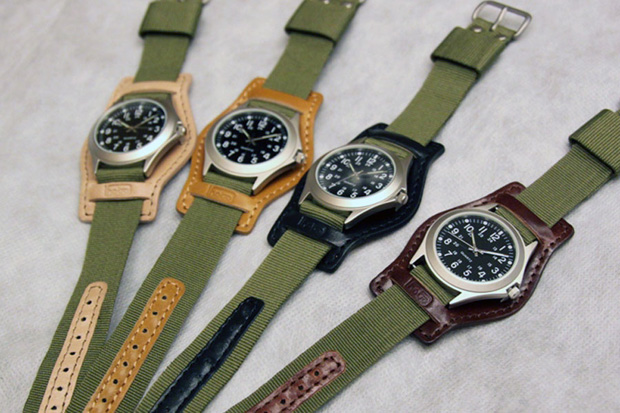 hobo military watch collection