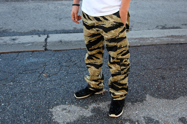lamf x fuct ssdd golden tiger collection