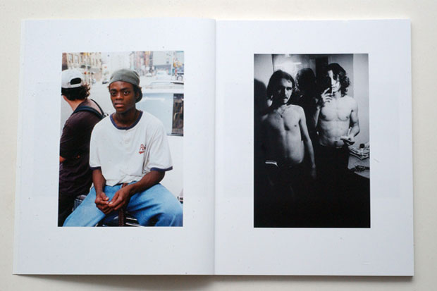 larry clark kiss the past hello book