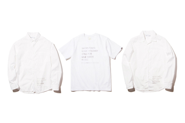 neighborhood x fragment design white collection