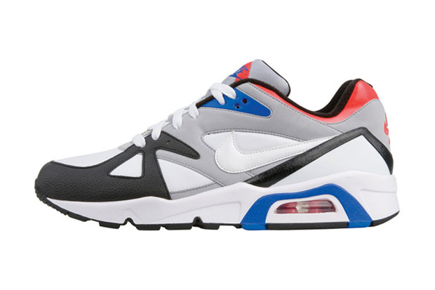 966c7fdad5e208 ... Nike drops a couple of new colorways in the brand s classic Air  Structure Triax 91 ...