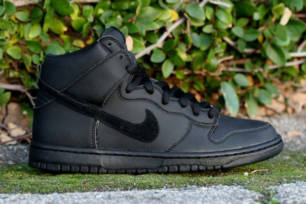 Nike SB Dunk High Waterproof  c325b25281ef