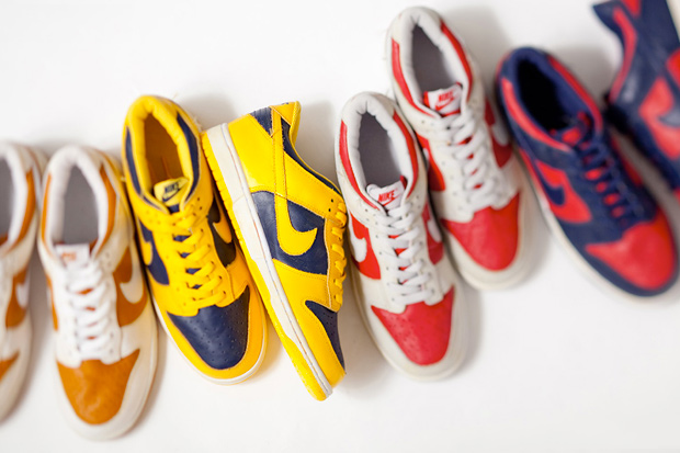 super popular cb715 3253a Nike Dunk Low Vintage Pack | HYPEBEAST
