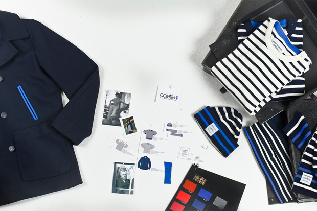 norse projects x colette x armor lux collection