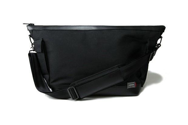porter leather messenger bag levis store exclusive