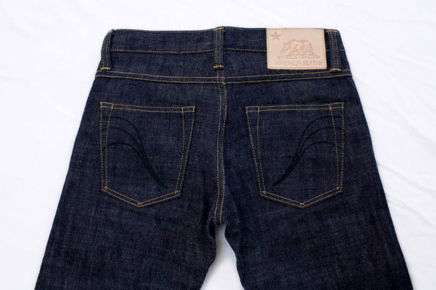 self edge x imperial sexi14 selvedge denim