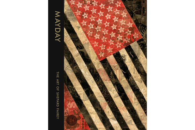 mayday the art of shepard fairey book