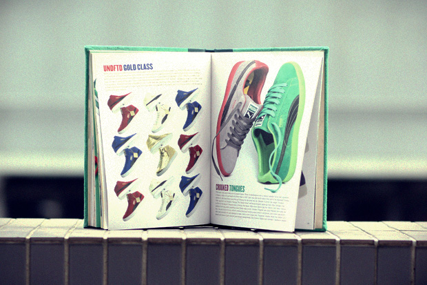 sneaker freaker presents the clyde book