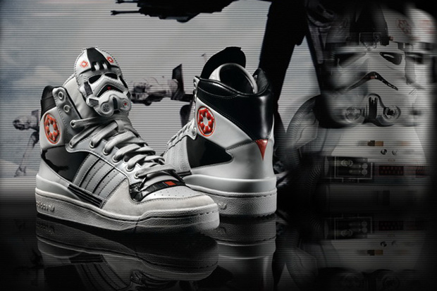 promo code ed83c e76ba An early look into the ongoing Star Wars x adidas Originals collection is  seen here. As we detail the Select Pack footwear, the range once again ...