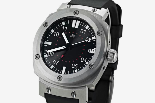 Uts adventure gmt watch hypebeast for Adventure watches