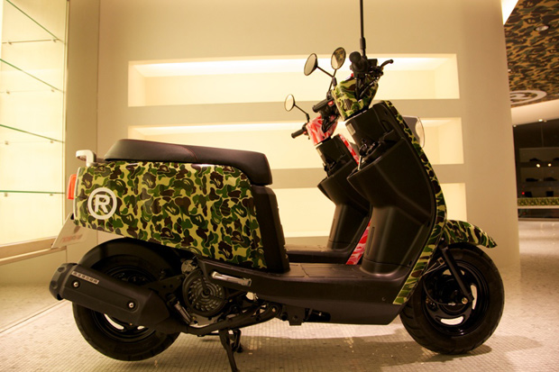 bathing ape cycles