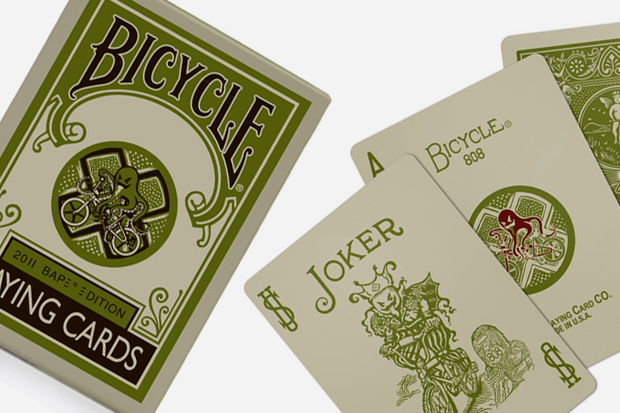 http://hypebeast.com/2011/1/a-bathing-ape-x-bicycle-playing-cards