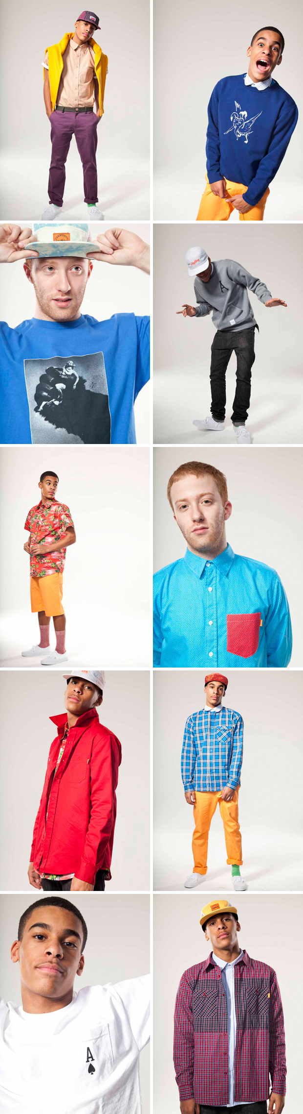 anything 2011 springsummer collection lookbook