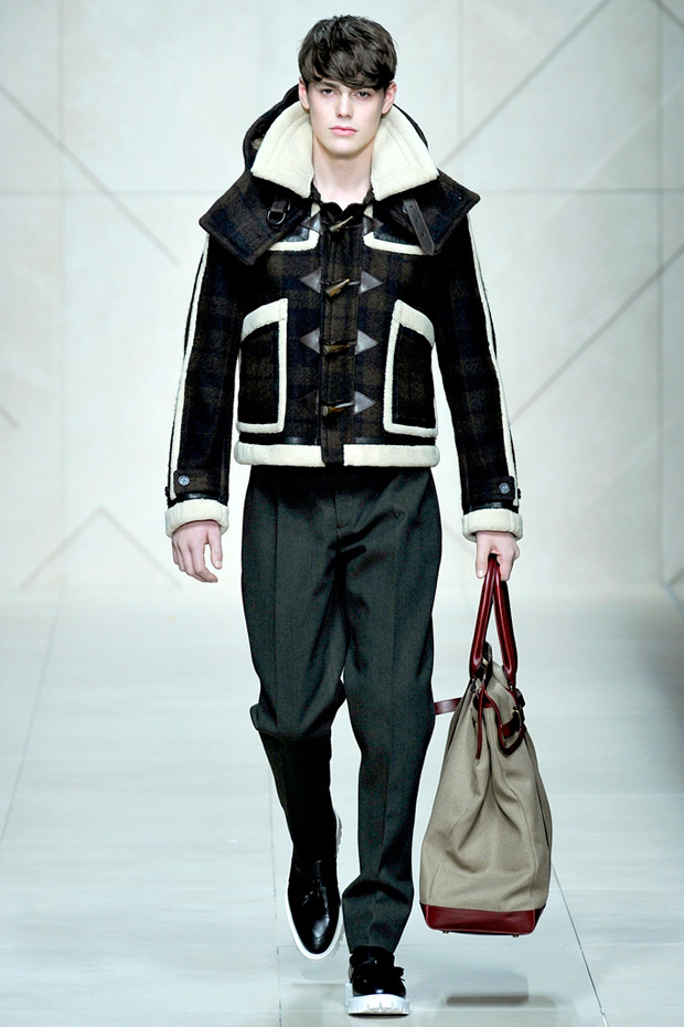burberry prorsum 2011 fall collection