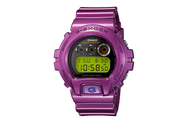 casio g shock metallic colors dw 6900 collection