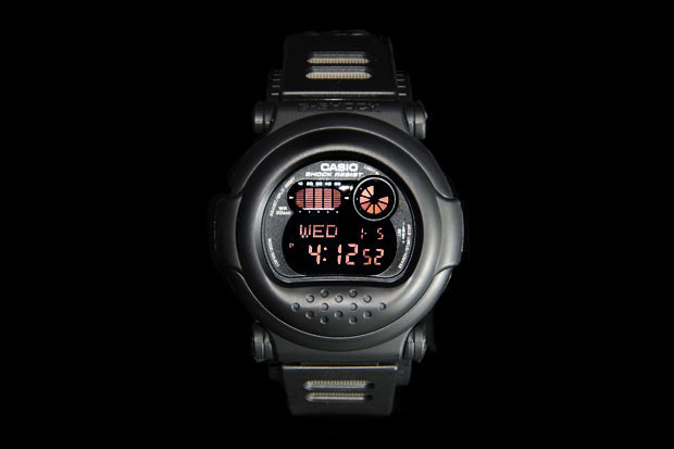 clot x casio g shock jason watch