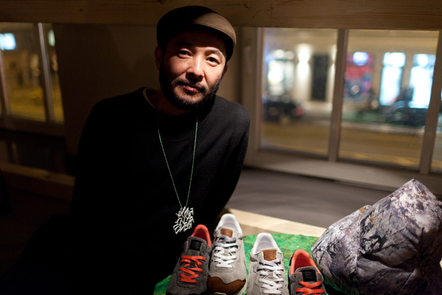 family and friends a temporary gallery space by onitsuka tiger and asics recap