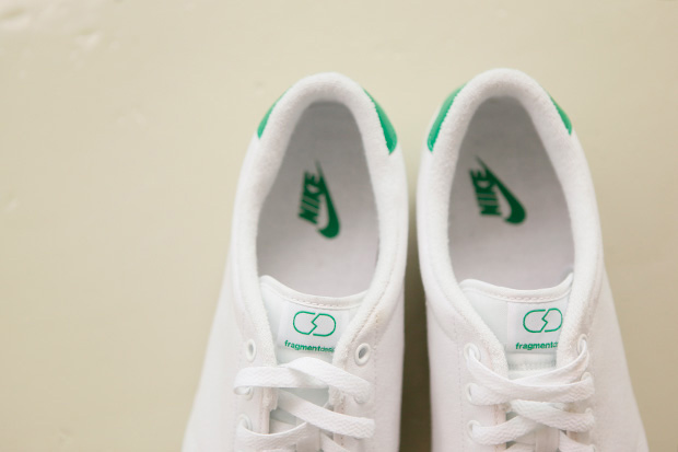 fragment design x nike air zoom all court