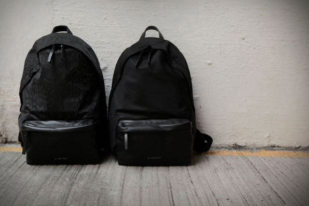 givenchy leather backpacks