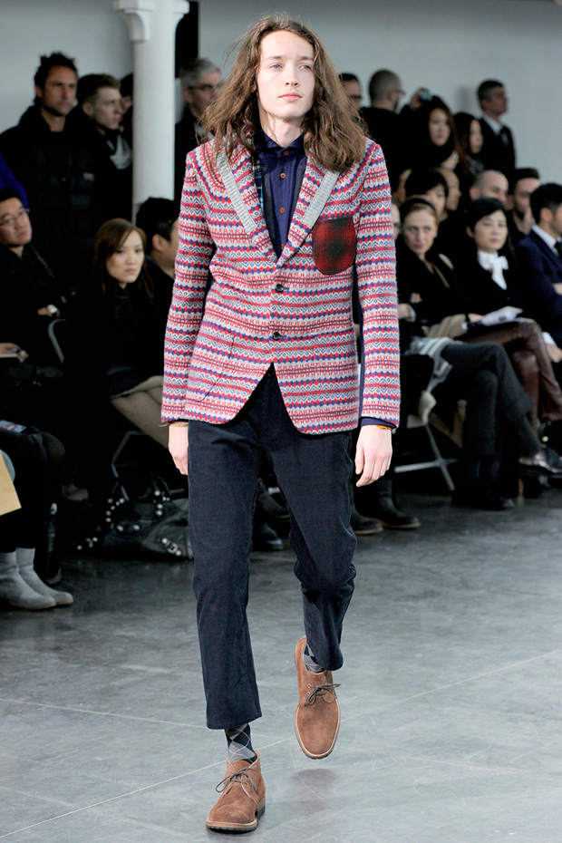 junya watanabe 2011 fall collection