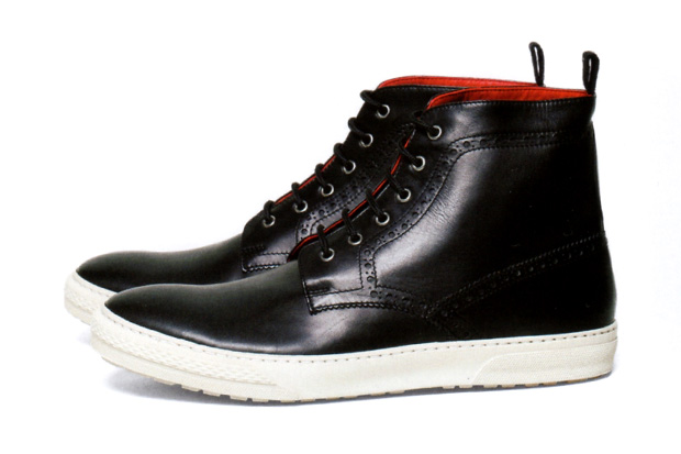junya watanabe comme des garcons man x trickers short boot