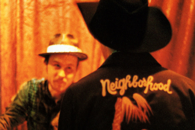 neighborhood 2011 spring summer flash back collection lookbook