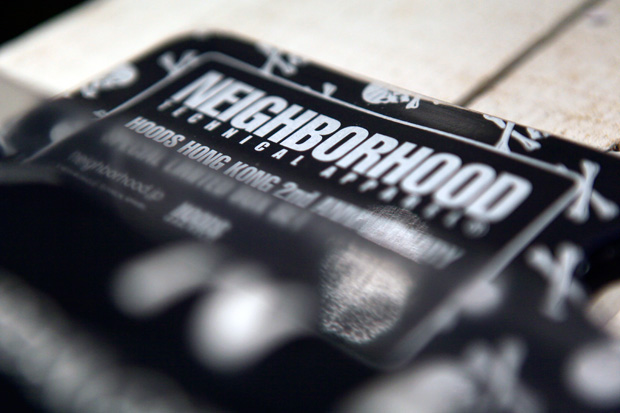 neighborhood hoods hkg 2nd anniversary boxset