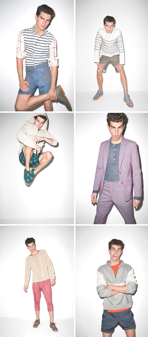 opening ceremony 2011 spring collection lookbook by terry richardson