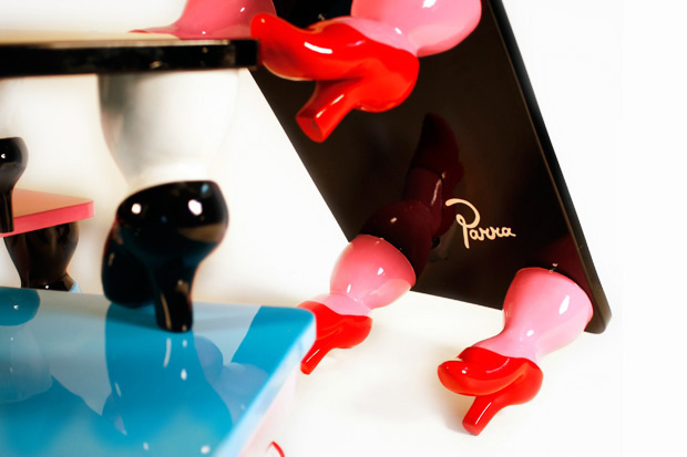 parra x toykyo the fly new coffee table