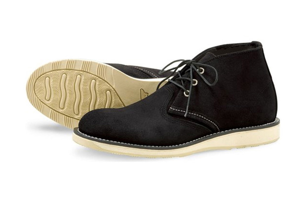 red wing shoes 2011 fall black abilene chukka